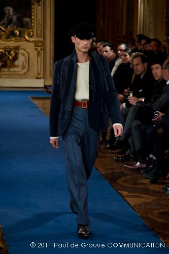 A McQueen F/W 2012 MAN - Milano