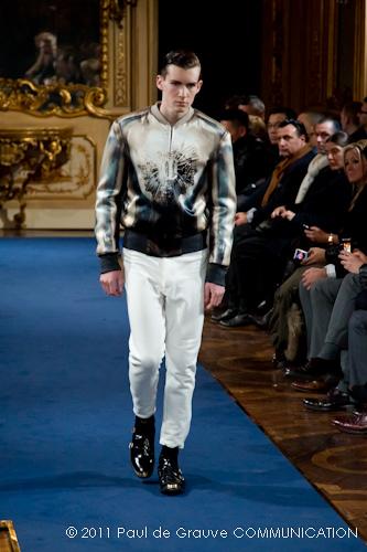 A. McQueen F/W 2012 MAN - Milan