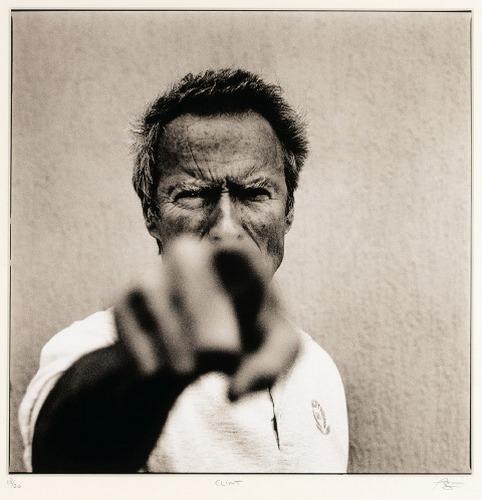 Clint Eastwood, @Anton Corbijn