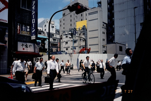 Nobuyoshi Araki, Color Diary, 2010, stampa a sviluppo cromogeno Courtesy l'artista e Yoshiko Isshiki Office, Tokyo
