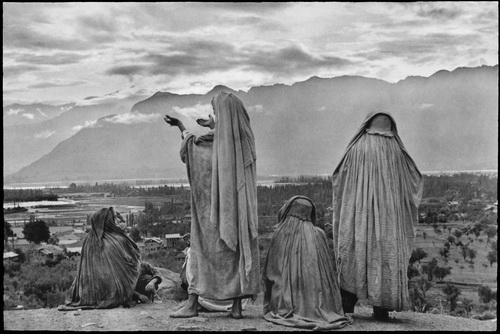 INDIA. Kashmir. Srinagar. 1948
