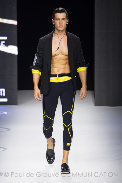 Dirk Bikkembergs Spring Summer 2015 ph: D. Munegato / PdG Communication