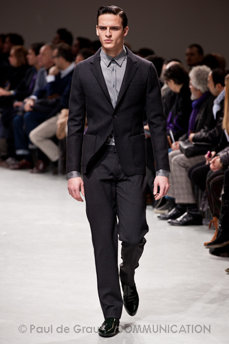 Dirk Bikkembergs Fall Winter 2012