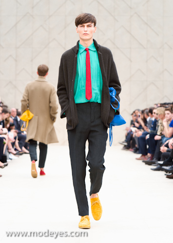 Burberry Prorsum r Spring Summer 2013 Collection
