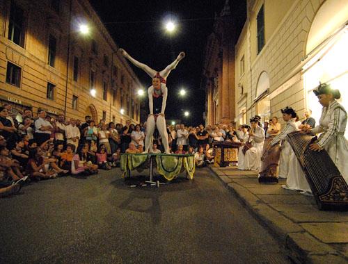 Courtesy Ferrara Buskers Festival