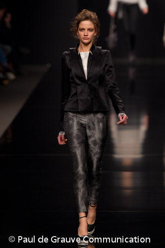 BYBLOS FALL/WINTER 2011-12