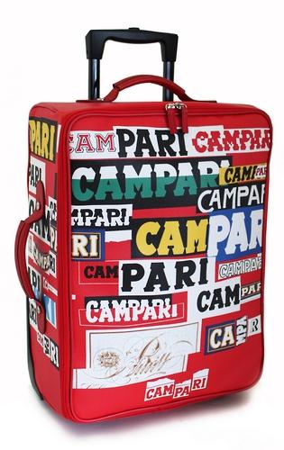 Campari, BRIC's Collection, borsa da viaggio, 2010