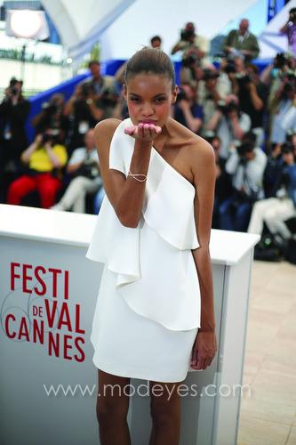 """BM - Photocall du film """"Grisgris"""" lors du 66eme festival du film"""