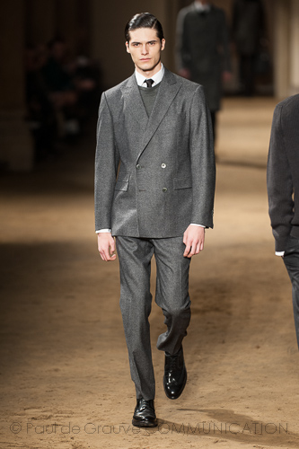 Corneliani Fall Winter 2014/15 ph: D. Munegato / PdG Communication