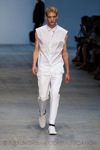 Costume National Homme - Spring Summer 2014 ph: D. Munegato / PdG Communication