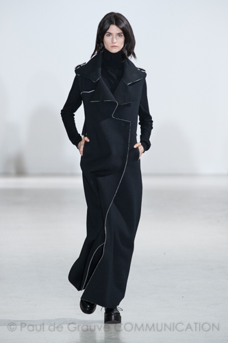 CoSTUME NATIONAL Fall Winter 2014/15   ph: D. Munegato / Paul de Grauve Communication