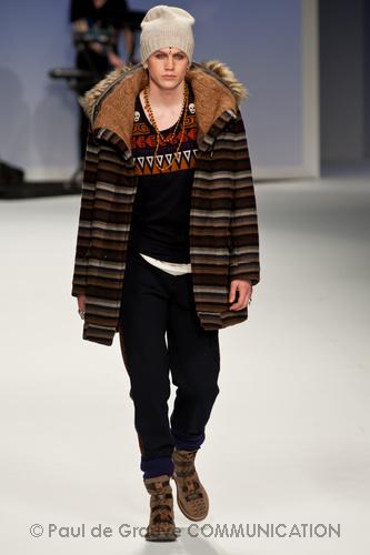 Frankie Morello Fall Winter 2012