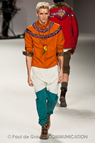 Frankie Morello Fall Winter 2012