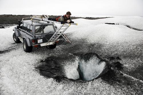 Olafur Eliasson: Space Is Process - di Jacob Jorgensen e Henrik Lundo
