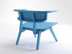 Ineke Hans, Fly chair, Arco Aram Gellery