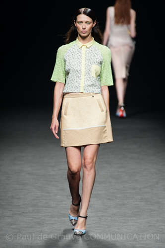 Massimo Rebecchi Spring Summer 2014 ph: D. Munegato / PdG Communication