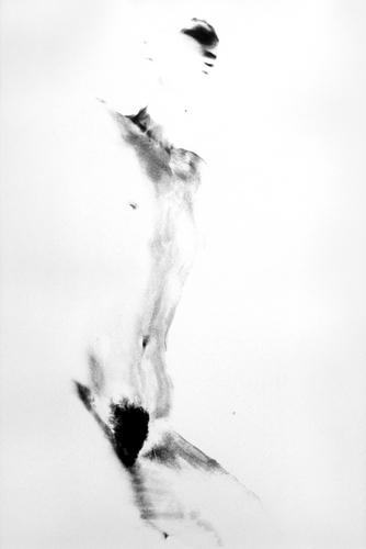 """ERMINIA DE LUCA  """"L'angelo caduto"""", 2002, courtesy dell'artista"""