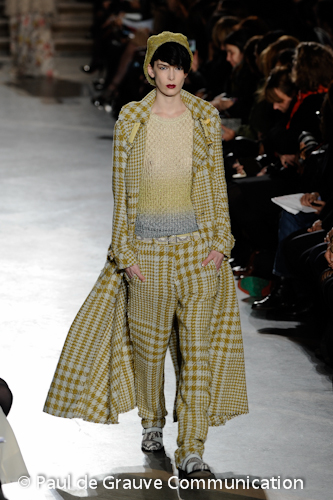 MISSONI FALL/WINTER 2011-12
