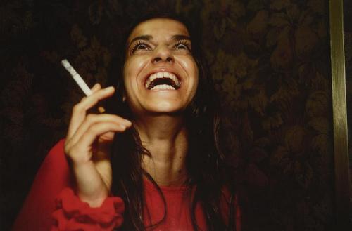 Joana che ride, L'Hotel, Parigi 1999