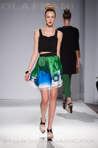 Paola Frani Spring Summer 2014 ph: D. Munegato / PdG Communication