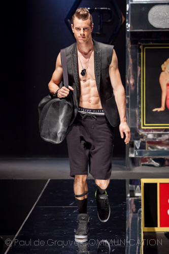 Philipp Plein Spring Summer 2014 ph: D. Munegato / PdG Communication