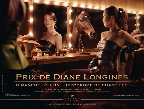 prix Diane a Chantilly 2011