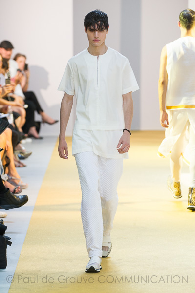 Tom Rebl Spring Summer 2015 ph: D. Munegato / PdG Communication