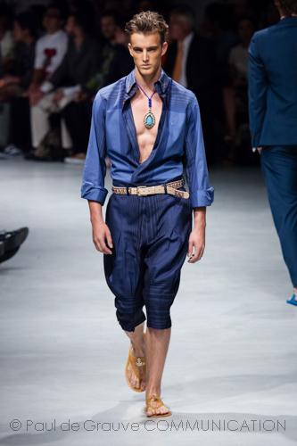 Vivienne Westwood Spring Summer 2014 ph: D. Munegato / PdG Communication